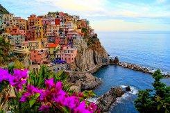 Италия: Манарола — самое красочное место Европы