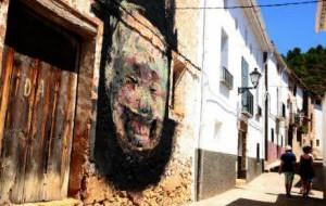 Испания: Испанская деревня превратилась в музей граффити