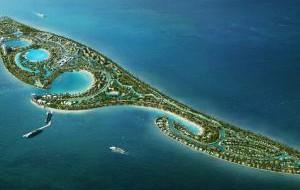 Китай: У берегов Хайкоу построят остров для туристов