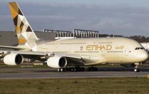 Авиакомпания Etihad объяснила причины отмены броней