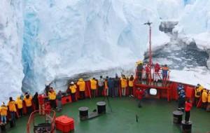Арктический туризм на ледоколах поставил этим летом рекорд