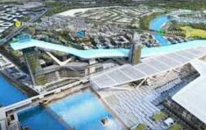Дубай решил привлечь туристов крытым горнолыжным курортом