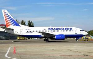 «Трансаэро» возобновляет чартерные рейсы из Перми в Таиланд