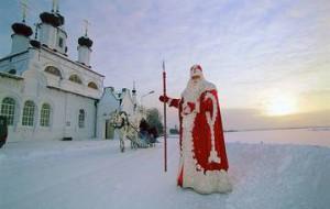 Гостям Деда Мороза предложат единый «электронный билет»