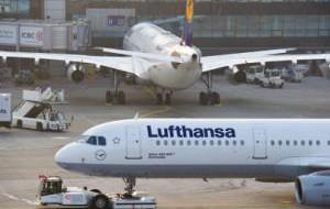 Германия: Пилоты Lufthansa могут выйти на забастовку в любой момент