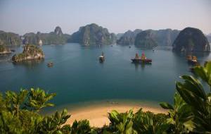 Вьетнам: Халонг — новый роскошный отель
