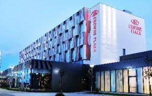 Великобритания: Intercontinental открыл отель в аэропорту Абердина