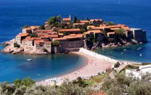 Черногория: Остров Свети-Стефане закрывается
