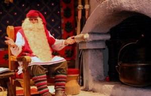 Офис Санта-Клауса в Лапландии спасён от разорения