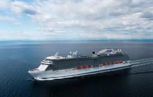 Круизный лайнер Regal Princess вернется в Санкт-Петербург в мае 2016 года