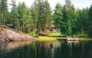 Отдых в Подмосковье: правила выбора дома на сутки