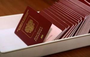 Российским туристам разрешат иметь два загранпаспорта