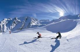 Горные лыжи в Азербайджане