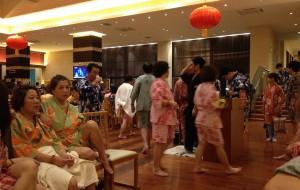 Бани в японских отелях недоступны для обладателей татуировок