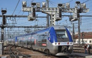 Франция: 8 октября железные дороги Франции ожидает очередная забастовка