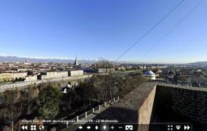 Италия: Турин представил виртуальный тур по городу
