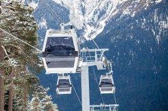 Туристическая деревня Лунная поляна начнет работу на курорте Архыз в этом горнолыжном сезоне