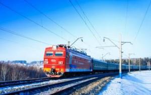 На новогодний сезон для туристов-горнолыжников запустят специальный поезд в Адлер