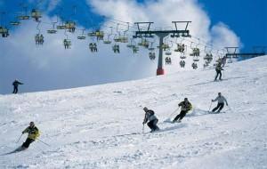 Российские горнолыжные курорты стали пользоваться повышенным спросом у россиян