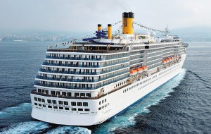 Первый кругосветный круиз для туристов из России организует Costa Cruises