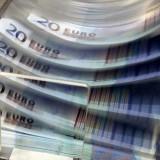 В обращение вводится новая купюра в 20 евро