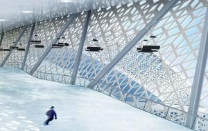 Россия: В Смоленске можно будет кататься на лыжах круглый год