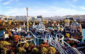 В Сеуле — фестиваль бумажных фонарей