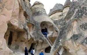 «Камины» Каппадокии превратятся в грязевые ванны