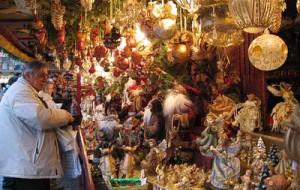 В Хельсинки пройдет рождественская ярмарка