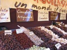 Италия: В Турине пройдёт фестиваль шоколада