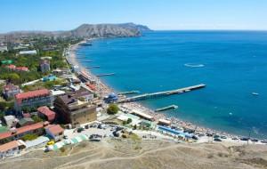 Летний отдых на пляжах Крыма