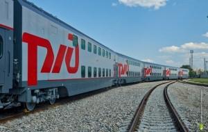 РЖД сделают скидку на поезда, уходящие в новогоднюю ночь