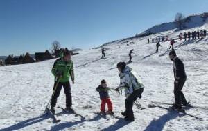 Черногория открыла горнолыжный сезон