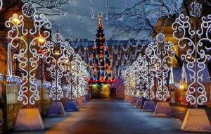 Россия: Сегодня в Петербурге открывается рождественская ярмарка
