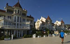 Россия: Крым — отдых в стиле ретро