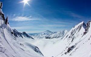 Россия: «Гора Морозная» открыла сезон