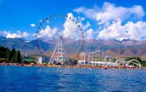 Киргизия решила претендовать на российских туристов