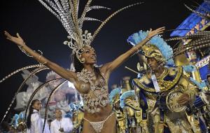 В Рио-де-Жанейро пройдет главный карнавал мира
