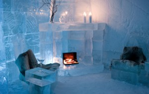 Самые интересные ледяные отели мира