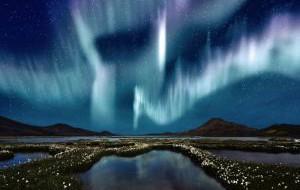 Исландия открывает фестиваль зимних огней