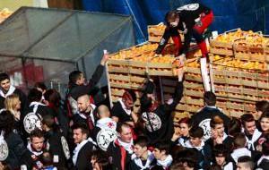 Италия: В окрестностях Турина пройдёт битва на апельсинах