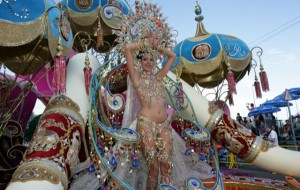 Испания начинает месяц карнавалов