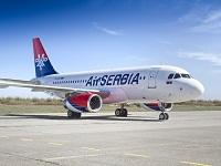 AIR SERBIA свяжет Санкт-Петербург и Белград