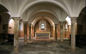 Италия: Склеп Святого Гроба Господня отреставрировали
