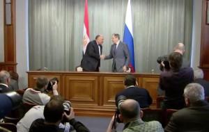 Итоги российско-египетских переговоров