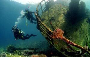 Россия: Крым делает ставку на морские пассажирские перевозки и дайвинг