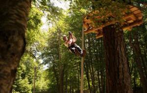 Первый приключенческий парк появился в Черногории