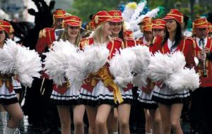 Черногория откроет сезон карнавалом