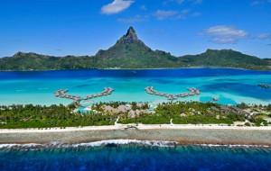 Остров Бора-Бора романтическая сказка