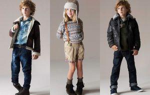 Детская одежда. Модные тенденции года в детской одежде
